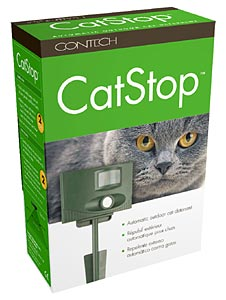 The Cat Stop Electronic Cat Deterent